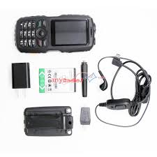 talinfone a17 waterproof zello uhf ptt walkie talkie android