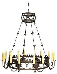 Candle Chandelier Lighting Chandelier With Candles Black Antique Chandelier With White
