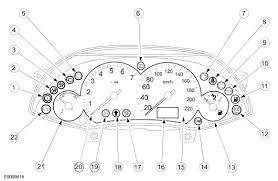 ford focus light on dashboard dashboard light is on in 2000 ford focus resembles a submarine