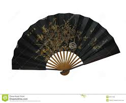 asian fan asian fan stock photo image of asian decorative black 8515748