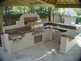 Outdoor Kitchen Bbq Designs Outdoor Kitchen Bbq Designs Imposing Fromgentogen Us