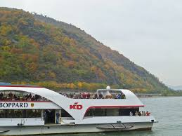 germany and a rhine river cruise