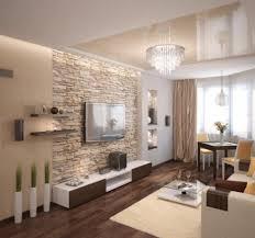 Wohnzimmer Tapezieren Haus Renovierung Mit Modernem Innenarchitektur Schönes Steinwand