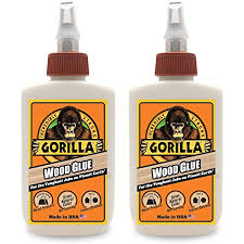 best wood glue for kitchen cabinets gorilla wood glue 18 ounce bottle pack of 1