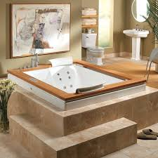 Square Bathtub by Bathroom Im000176 Jpg Smart Ways To Place Your Original Jacuzzi