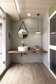 10 lighting design ideas to embellish your industrial bathroom