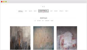 25 amazing wordpress themes for artists textileartist org