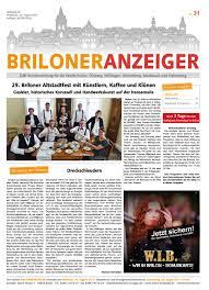 Mvz Bad Fredeburg Briloner Anzeiger Ausgabe Vom 19 07 2017 Nr 27 By Brilon