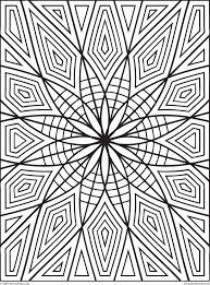 coloring pages geometric eson me