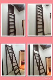 escalera altillo no ocupa espacio se abre y cierra escalera