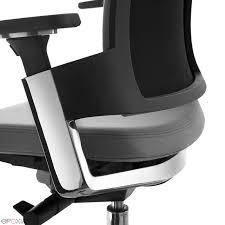 fauteuil bureau haut de gamme siège de travail ergonomique 3 60 epoxia mobilier