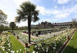 memorial garden princess diana memorial garden opened at kensington palace