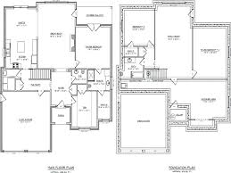 2000 sq ft house plans with walkout basement basement ideas