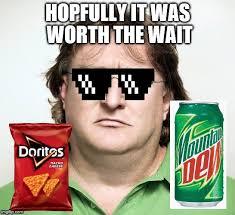 Gabe Newell Memes - gabe newell imgflip