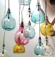 hand blown glass light globes blown glass pendants blown glass light pendant s blown glass pendant
