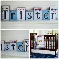 Pottery Barn Kids Names 73 Best Boy Themes Images On Pinterest Wood Blocks Baby Names