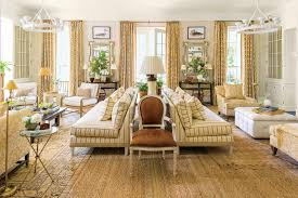 Yellow Livingroom by 2016 Idea House The Living Room Southern Living