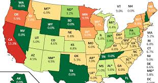 cheapest us states to live in the states with the highest capital gains tax rates the motley fool