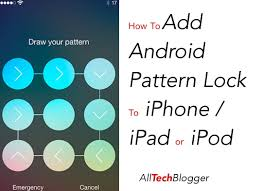 pattern lock screen for ipad how to add pattern lock to iphone 4 5 6 ipad android lock lock