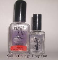 nail a college drop out nail life nail revitalizer