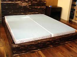 bed frame in a box bed frames support the mattress and box spring