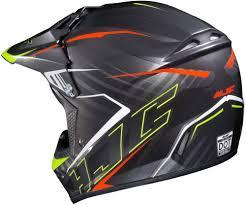 motocross helmet skins 89 99 hjc cl xy2 blaze motorcross mx helmet 994815