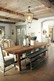 country style dining room table modern dining in a country style with chairs for room interior on