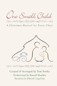 one small child simply word choral