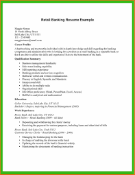 Investment Banking Resume Template Retail Skills On Resume Resume For Your Job Application