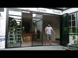 Bi Fold Glass Patio Doors by Premier Ultra Slim Folding Door Coronado Folding Patio Doors