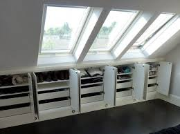Bedroom Storage Best 25 Attic Bedroom Storage Ideas On Pinterest Loft Storage