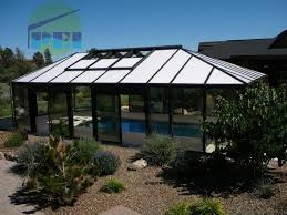 Painting Aluminum Screen Enclosures by Nc Swimming Pool Enclosures Pool Enclosures Glass Mfr
