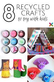 recycled crafts for kids creating with kids pinterest craft