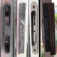 Sliding Patio Door Repair Push Type Sliding Glass Door Lock Prestigenoir Com