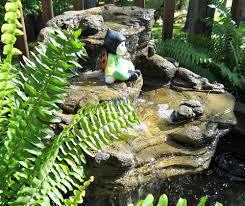 Fake Rocks For Gardens by Small Garden Waterfalls Backyard U0026 Fake Rock Waterfalls