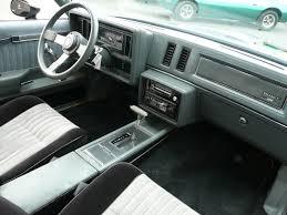 Buick Grand National Car 1986 Buick Grand National 2 Door Hardtop 80981