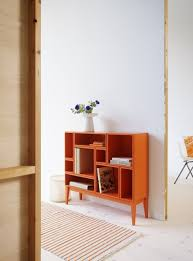 interior obsessions a splash of orange paper and stitch