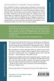 race and ethnicity in america sociology in the twenty first