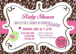 pink and brown baby shower pink and brown baby shower invitations template best template