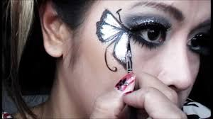 butterfly eye makeup glitter amp ice butterfly fairy makeup