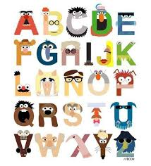 themed letters 53 best alphabet ideas images on lyrics abcs and