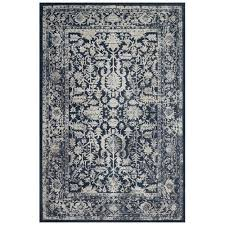 Pier One Runner Rugs Magnolia Home Everly Navy 2 7 X8 Runner Pier 1 Imports