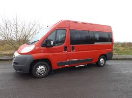 ducato 9 seat wheelchair accessible minibus