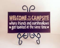 Fire Pit Signs by Beer Always Cold Etsy