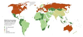 Nuclear Bomb Map Meteorological Support For Nuclear Disarmament And Weapons Control