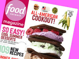 food network magazine july august 2017 recipe index food