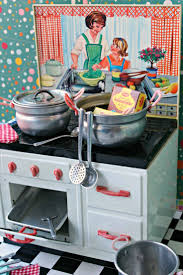 120 best vintage play kitchen 1950s images on pinterest vintage