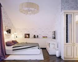 bed slanted ceiling bedroom