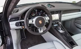 porsche agate grey interior 2014 porsche carrera 911 turbo overview u0026 price
