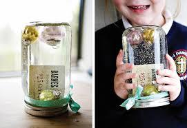 gift card snow globe diy jar gifts for christmas